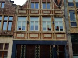 Violet Suites, B&B in Ghent