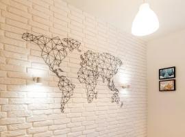 Mironov's House - Семейный формат, квартира в центре Казани - курить запрещено!, homestay in Kazan