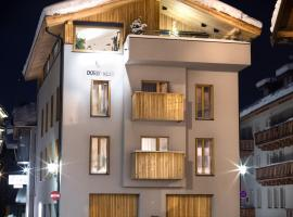 Doris' Nest, apartment in Kitzbühel