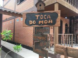 Toca do Moa, accessible hotel in Florianópolis
