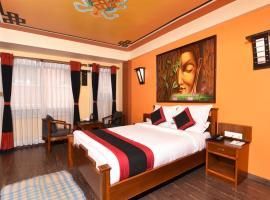 Karma Boutique Hotel, отель в Катманду