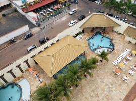Hotel DiRoma Exclusive, hotel near Serra de Caldas Novas State Park, Caldas Novas