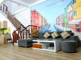 Danang Retreat House, biệt thự ở Đà Nẵng