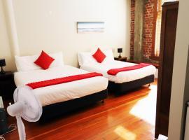 Aura Hotel, serviced apartment in Wellington