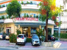 Anh Dao Mekong 2 Hotel, accessible hotel in Can Tho