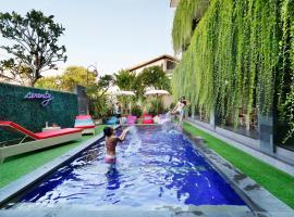 Vansari Hotel, hotel dekat Bintang Supermarket Seminyak, Seminyak