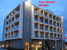 Avra Hotel, hôtel à Rafína près de: Aéroport international Elefthérios-Venizélos d'Athènes - ATH