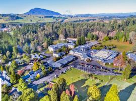 Wairakei Resort Taupo, resort in Taupo