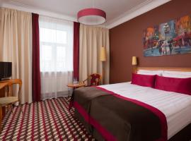 Гостиница Октябрьская, отель в Санкт-Петербурге