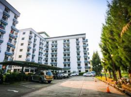Wiangwalee Hotel, hotel in Rayong