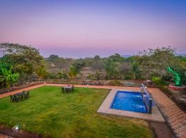 EKO STAY- PANORAMA VILLA, hotel with pools in Alibaug
