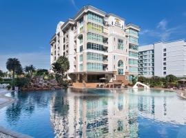 Beautiful Apartment D6 Central Pattaya, hotel near King Power Pattaya Complex, Pattaya