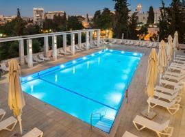 Leonardo Plaza Hotel Jerusalem, отель в Иерусалиме