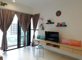 Home Sweet Home 716 Midhills Genting Highlands -FREE WIFI-, apartment in Genting Highlands