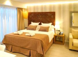 Serennia Fira Gran Via Exclusive Rooms, hotel in Hospitalet de Llobregat