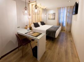 Hotel Fruela, отель в городе Овьедо