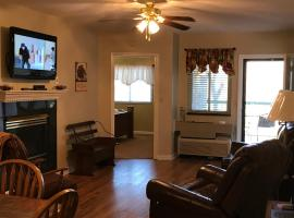 The River Cottage, apartment in Pigeon Forge