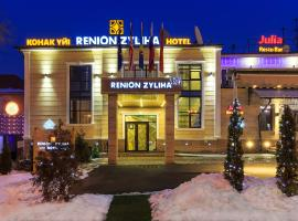 Renion Zyliha Hotel, hotel near Boluan Sholak International Exhibition and Sports Centre, Almaty