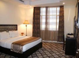 MIRA SUITES PRINCE SULTAN ROAD JEDDAH, hôtel à Djeddah près de: Aéroport international King Abdulaziz - JED