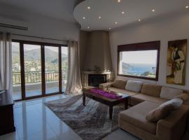 Iris, villa in Agios Nikolaos