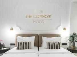The Mood Luxury Rooms, apartment in Thessaloniki