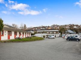 Midttun Motell & Camping AS, motel in Bergen