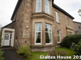 Glades House, hotel in Glasgow