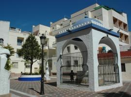 Hotel Victoria Centro, hotel ad Almuñécar