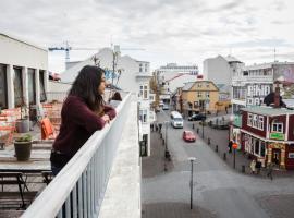 Loft - HI Hostel, hotel in Reykjavík