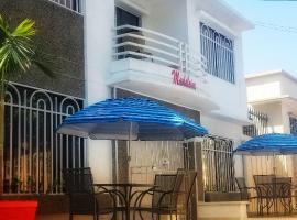 Madeleine Inn Norte, hotel en Barranquilla