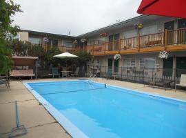 Lazy Bear Lodge, hotel em Cranbrook