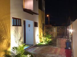Cardeiro Flat-S.M.Gostoso, apartment in São Miguel do Gostoso