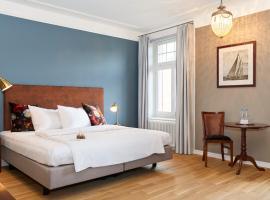 Blue City Boutique Hotel, отель в Бадене