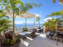 Buenavista ocean view suite, hotel in Acantilado de los Gigantes