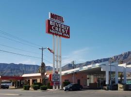 Beverly Crest Motor Inn, motel in El Paso