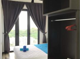 ARTE S 3B-33-03A Cozy SeaView Max 4paxs, apartment in Bayan Lepas