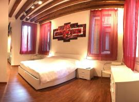 Ca' Terlotta, apartment in Venice