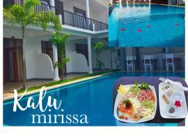 Kalu mirissa, Hotel in Mirissa