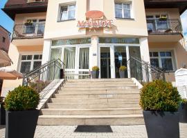 Hotel Sanatorium Mariot, hotel v destinaci Františkovy Lázně