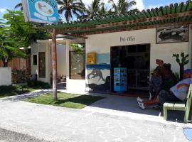 Hospedaje Mother Fanny, guest house in Puerto Villamil