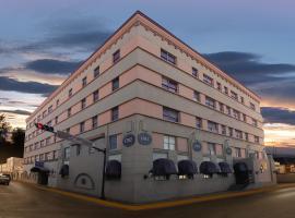 HOTEL RITZ, hotel con parking en Matamoros