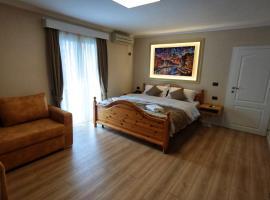 MARION HOTEL, hotel v destinaci Tirana