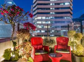 Hotel Regina, hotel en Bogotá
