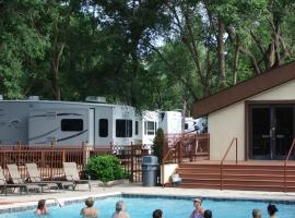 Garden of the Gods RV Resort, vacation rental in Colorado Springs