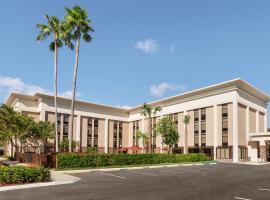 Hampton Inn Ft. Lauderdale-Cypress Creek, hotel near Johns Siding Railroad Station, Fort Lauderdale