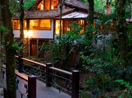 Pousada Casa Bonita, hotel in Visconde De Maua