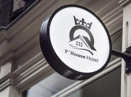 P'House Hotel, hotel in Phan Thiet