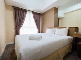 Graceful & Luxury 1BR Casa De Parco Apartment By Travelio, hotel in Samporo