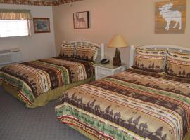 Sequoia Lodge, cabin in Kernville