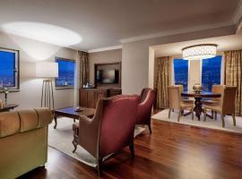 Wyndham Grand Kayseri, hotel dicht bij: Internationale luchthaven Kayseri Erkilet - ASR, Kayseri